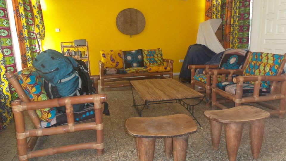 elective ghana hostel accommodation 13