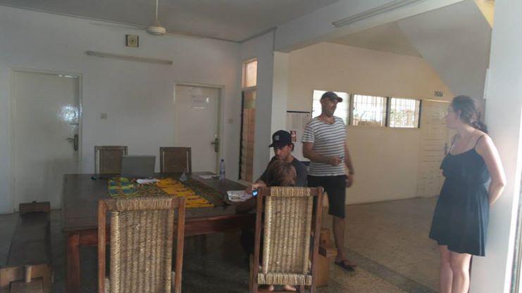 elective ghana hostel accommodation 17
