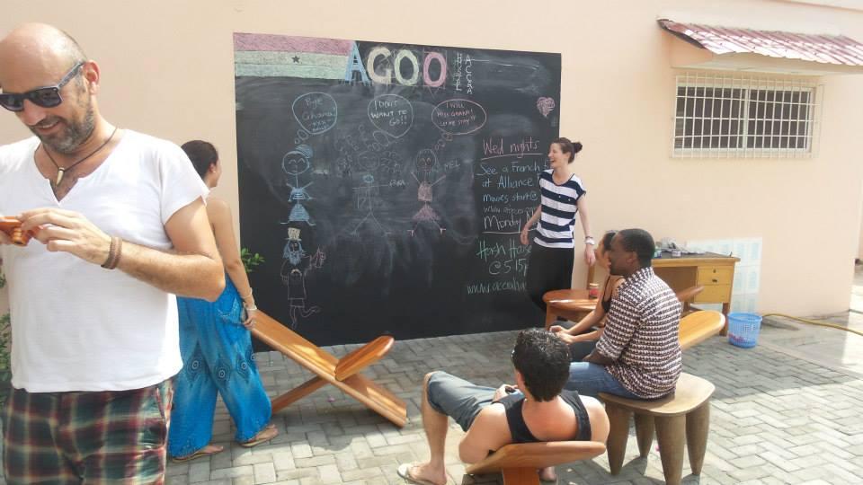 elective ghana hostel accommodation 18
