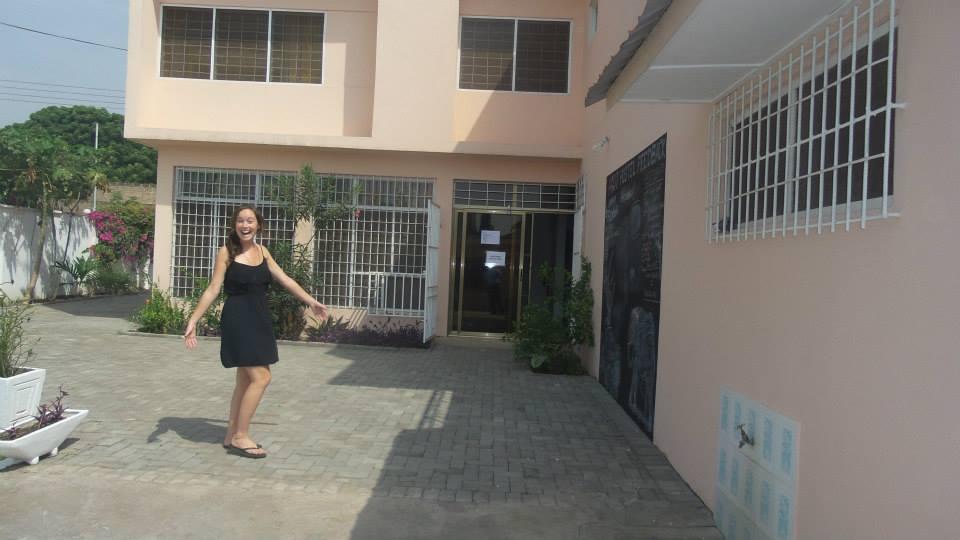 elective ghana hostel accommodation 4