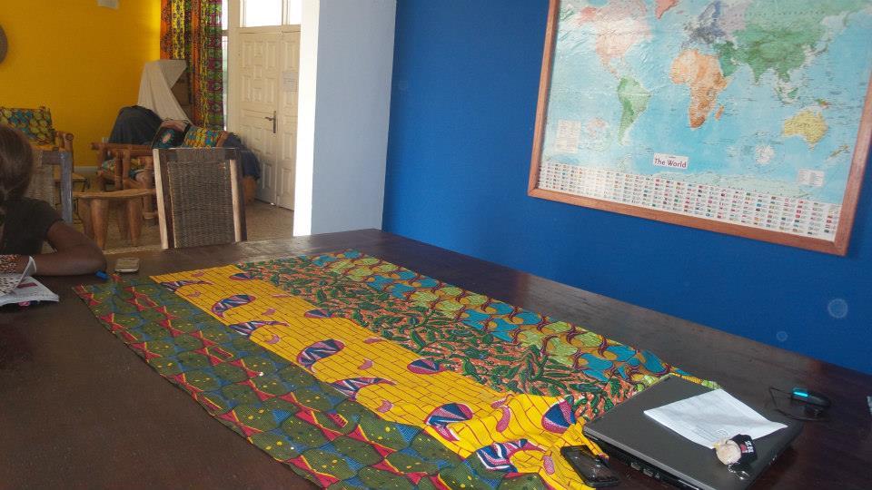 elective ghana hostel accommodation 8